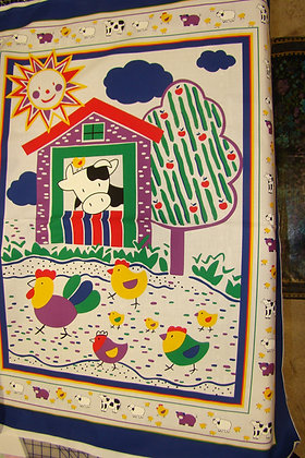 Baby Panel Barn Farm