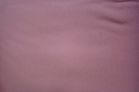 Knit Interlock Pink Poly Cotton