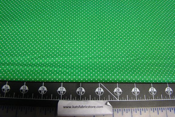 QT Sorbet Essentials Mini Dots  Green