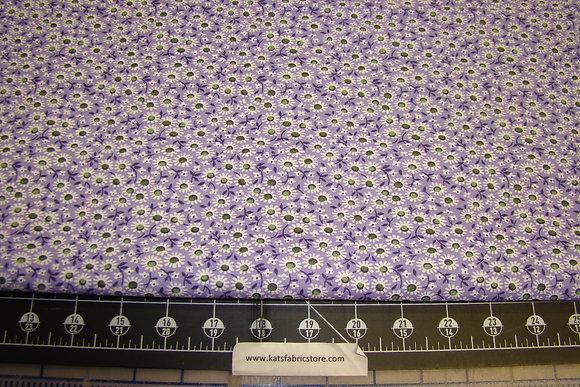 Quilter Calicos 295 Purple