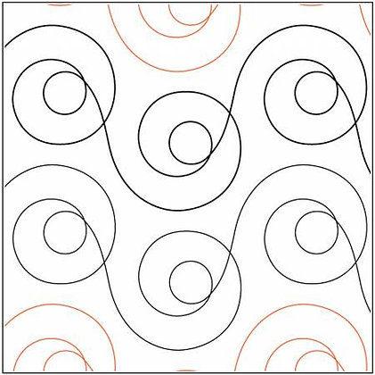 Paper Pantograph 5in Mod Dotz Pantograph # UER-1419