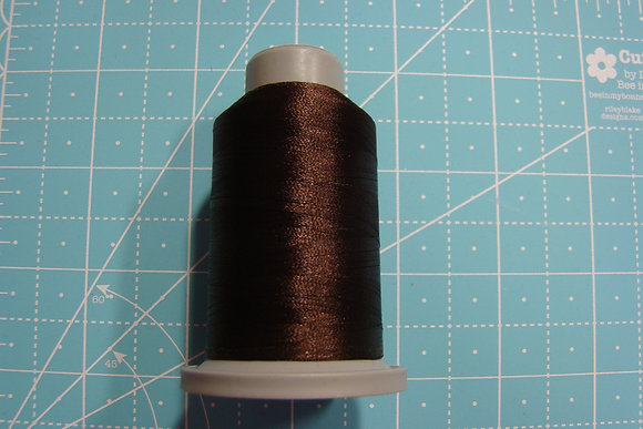 Glide Mini Spool Dark Brown 20476