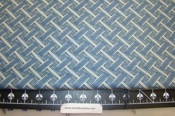RJR Thimbleberri Sweet Home Weave Blue