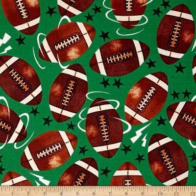 FbQ Allstar Football Green