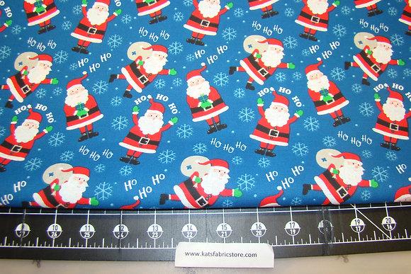 HLDY Christmas Santa HO HO HO