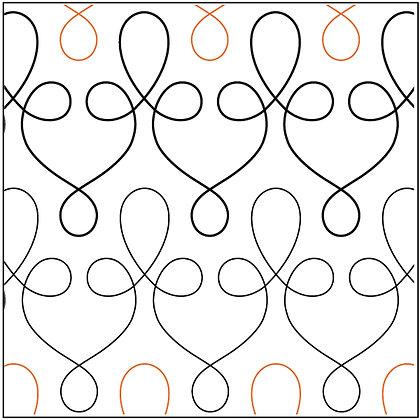 Filigree Paper Pantograph