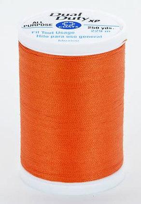 Coats and Clark All Purpose Thread S910 7640 Orange