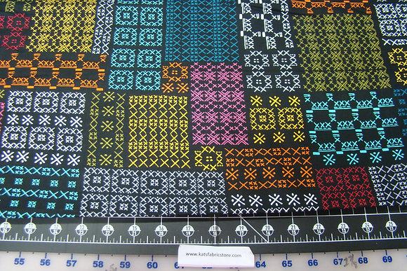 BX Sew Sew Cross Stitch Muli