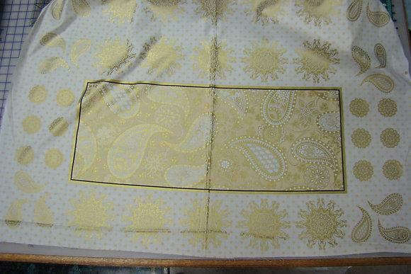 BX Jubilee Panel Metallic Gold