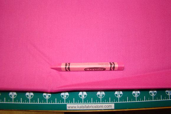 Dream Cotton Solid Flamingo