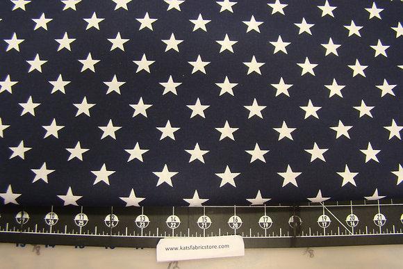108in Patriotic Stars Blue