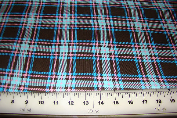 Corduroy Bright Plaid