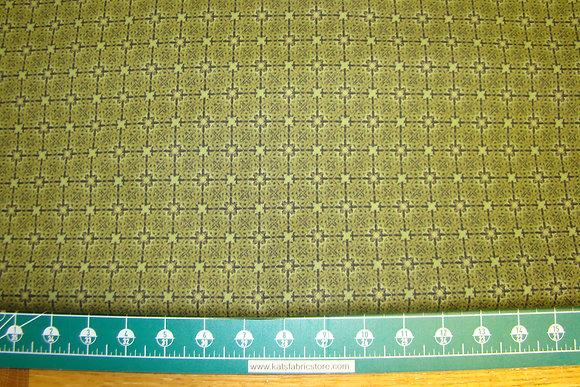 Deco Elegance Tile Olive 8JYE1
