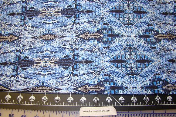 BX Artful Snowflake New Wings Blue