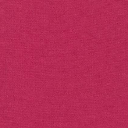 96 Kona Solid Sangria K001-481