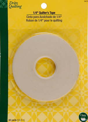 Quilters Tape-1/4 in X 60 yards # 3412D