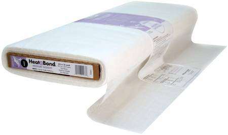 Heat n Bond Fusible Interfacing. Choose the weight.
