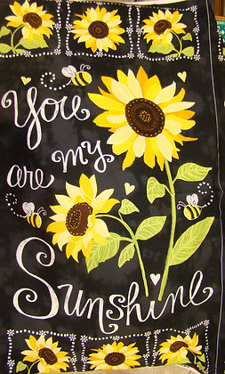 TT Gail Beeloved Sunflower You Are My Sunshine Collection