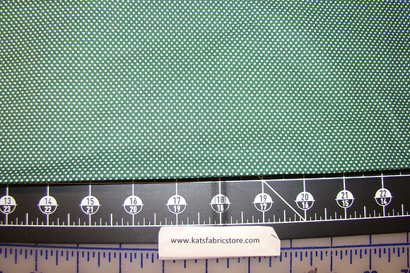 PS Pin Dot Dark Green