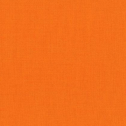 34 Kona Solid Kumquat K001-410
