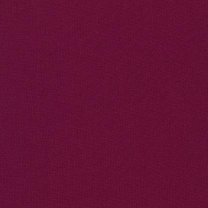 57 Kona Solid Bordeaux K001-1039