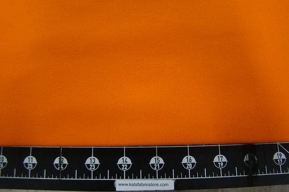 Flannel Snuggle Orange
