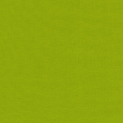 259 Kona Solid Lime K001-1192