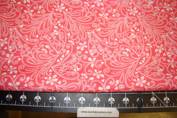MM Dixie Paisley Pink