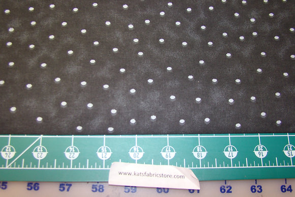108in Dots Black A14