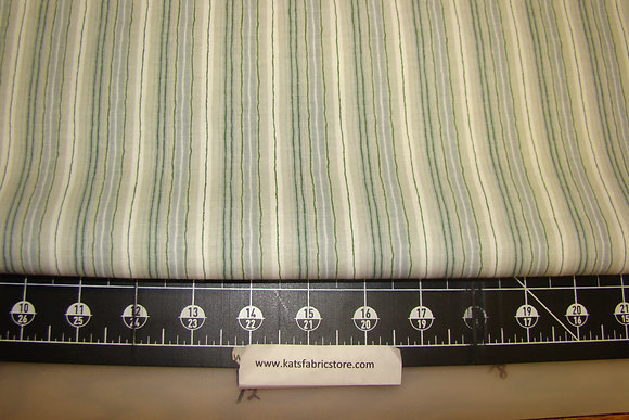 Fabric Arts Fun Brites Stripe Green