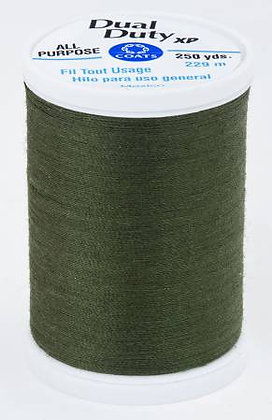 Coats and Clark All Purpose Thread S910 6380 Spinach