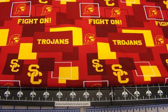 SC Trojans Print