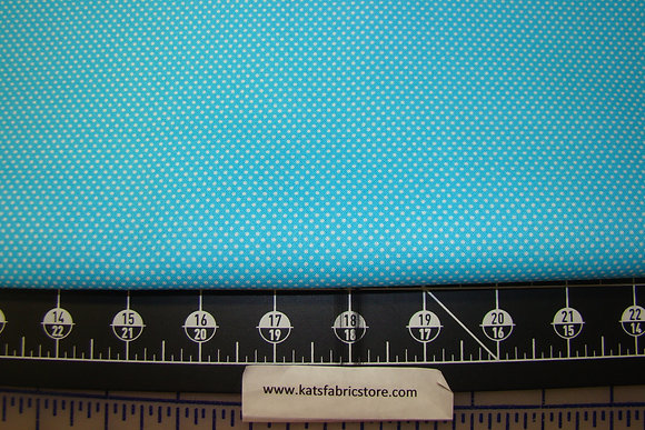 PS Pin Dot Turquoise