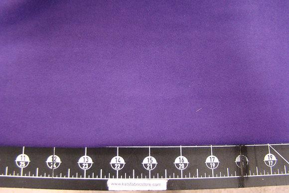 Flannel Snuggle Royal Purple