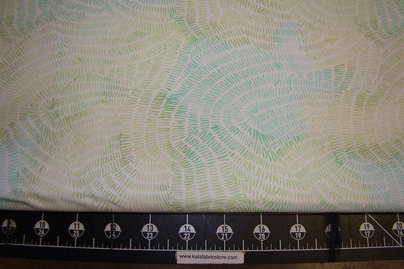 QT Ombre Stitches Soft Green