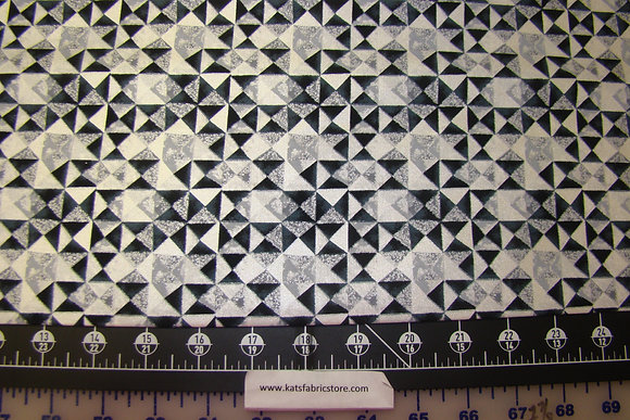 BX Limoncello Mosaic Slate Gray