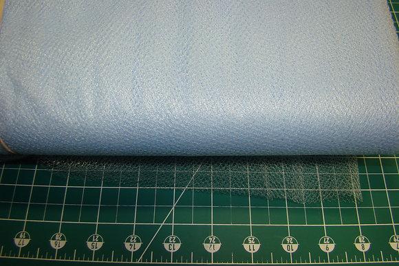 Nylon Netting Light Blue