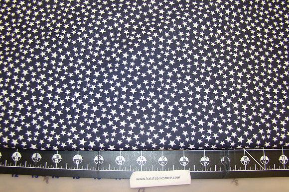 108in Patriotic Many Stars Blue