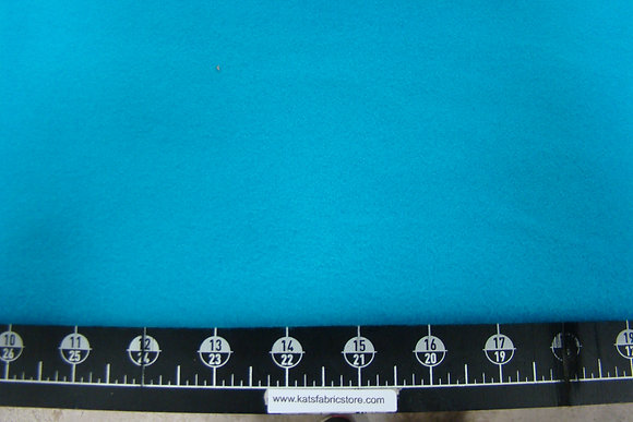 Flannel Snuggle Deep Turquoise