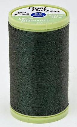 Dual Duty Plus Hand Quilting Forest Green 6770