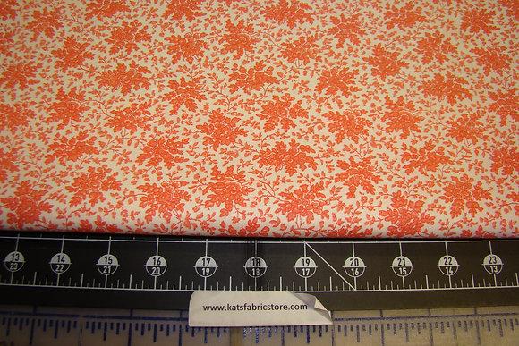 Quilter Calicos 327 Orange