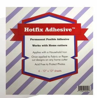 Hotfix Fabric to Fabric Adhesive