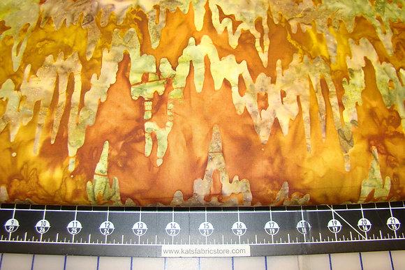 RK Artisan Batik Natures Textures Amber