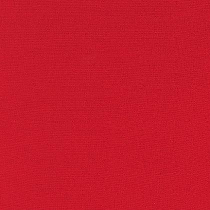 46 Kona Solid Poppy K001-1296