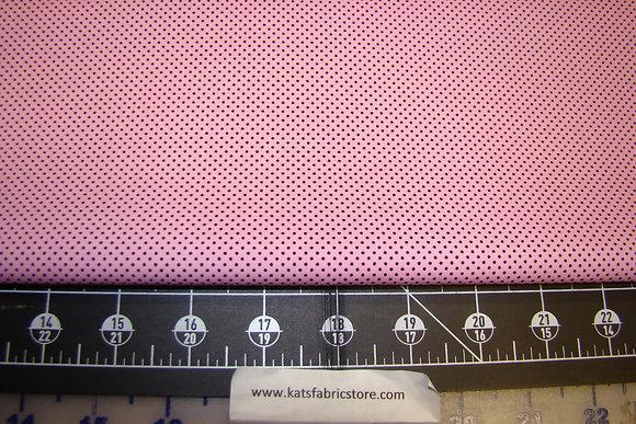 BX Pin Dot Pink/Black