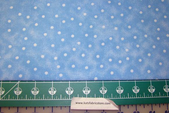 108in Dots Light Blue A05