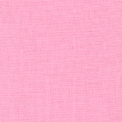 73 Kona Solid Medium Pink K001-1225