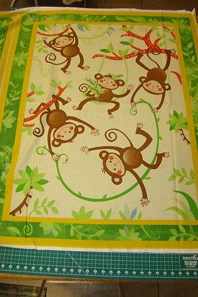 Baby Panel Monkeys