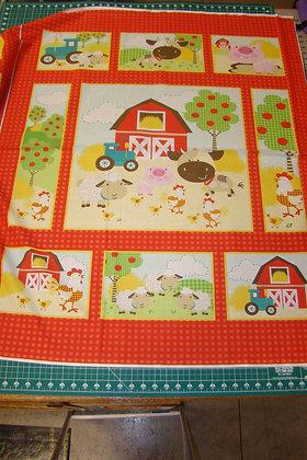 Baby Panel Farm
