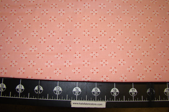 Treasures from the Attic Criss Cross Pink